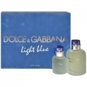 Dolce & Gabbana Light Blue  szett parfüm