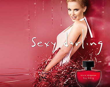 Kylie Minogue Sexy Darling
